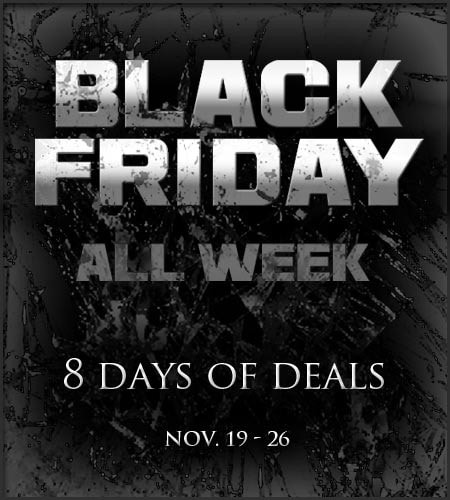 It's Black Friday at MidwayUSA