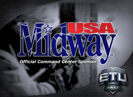Official Command Center Sponsor on New Tactical TV Show