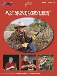 MidwayUSA Master Catalog #34