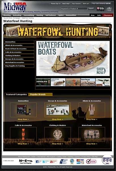 Waterfowl Gear