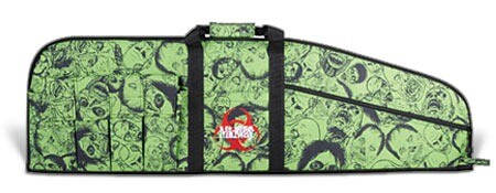 Zombie Patterned Rifle Case