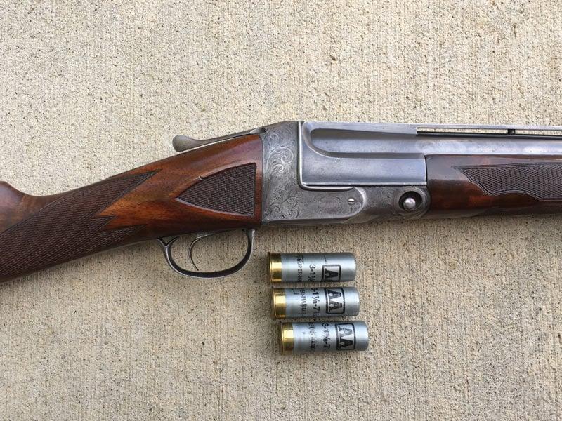 Old Shotguns - New Ammo | Larry's Short Stories