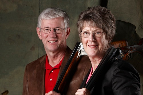 Larry and Brenda Potterfield, Owners of MidwayUSA