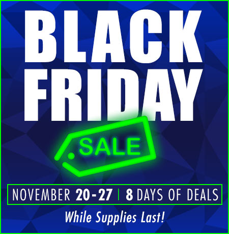 MidwayUSA Black Friday 8 Days of Deals Starts Today!