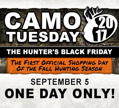 Save the Date for Camo Tuesday at MidwayUSA!