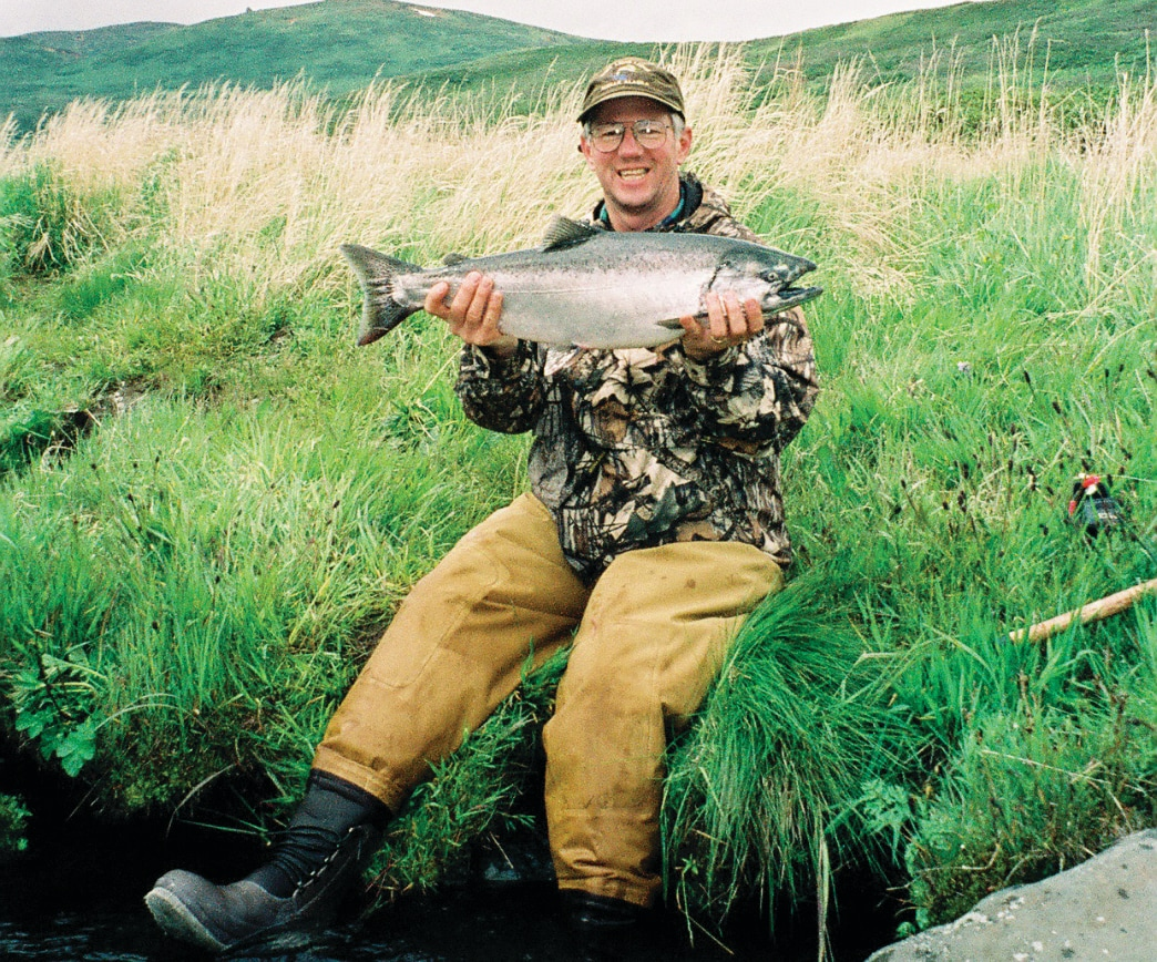 "MidwayUSA is excited to announce the release of ""King Salmon on Kodiak Island,"" a short story by Larry Potterfield, Founder and CEO of MidwayUSA.  ""Some of my fondest memories are the hunting and fishing stories Dad and my uncles shared with us kids back then - generally around the wood stove, and other times in the field,"" said Larry Potterfield, Founder and CEO of MidwayUSA. ""Unfortunately, it was pure and simple storytelling, so all I have are the memories. Now, as a father and grandfather and having hunted and fished all my life, I am taking the time to write down some of my own stories – for the enjoyment of my children, grandchildren, friends and Customers. These are all real stories that I participated in, nothing is made up; and I write them purely for your enjoyment.""  Read ""King Salmon on Kodiak Island"":  https://bit.ly/2T8HPJf  To read the rest of Larry's Short Stories, please visit https://www.midwayusa.com/larrys-short-stories   About MidwayUSA  Both country kids from Missouri, Larry and Brenda Potterfield turned their passion for shooting sports into a career by opening a small gun shop in 1977 that would eventually become MidwayUSA (www.midwayusa.com).  They instilled family values like honesty, integrity and respect for others into the business, and strive to maintain this culture with each Employee added to their growing team. For 41 years, MidwayUSA has maintained an unyielding focus on Customer Satisfaction and continues to offer JUST ABOUT EVERYTHING® for Shooting, Hunting and the Outdoors."