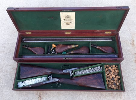"MidwayUSA is excited to announce the release of ""A Pair of Westley Richards Shotguns,"" a short story by Larry Potterfield, Founder and CEO of MidwayUSA.  ""Some of my fondest memories are the hunting and fishing stories Dad and my uncles shared with us kids back then - generally around the wood stove, and other times in the field,"" said Larry Potterfield, Founder and CEO of MidwayUSA. ""Unfortunately, it was pure and simple storytelling, so all I have are the memories. Now, as a father and grandfather and having hunted and fished all my life, I am taking the time to write down some of my own stories – for the enjoyment of my children, grandchildren, friends and Customers. These are all real stories that I participated in, nothing is made up; and I write them purely for your enjoyment.""  Read ""A Pair of Westley Richards Shotguns"":  https://bit.ly/2FtiN4Z  To read the rest of Larry's Short Stories, please visit https://www.midwayusa.com/larrys-short-stories   About MidwayUSA  Both country kids from Missouri, Larry and Brenda Potterfield turned their passion for shooting sports into a career by opening a small gun shop in 1977 that would eventually become MidwayUSA (www.midwayusa.com).  They instilled family values like honesty, integrity and respect for others into the business, and strive to maintain this culture with each Employee added to their growing team. For 41 years, MidwayUSA has maintained an unyielding focus on Customer Satisfaction and continues to offer JUST ABOUT EVERYTHING® for Shooting, Hunting and the Outdoors."