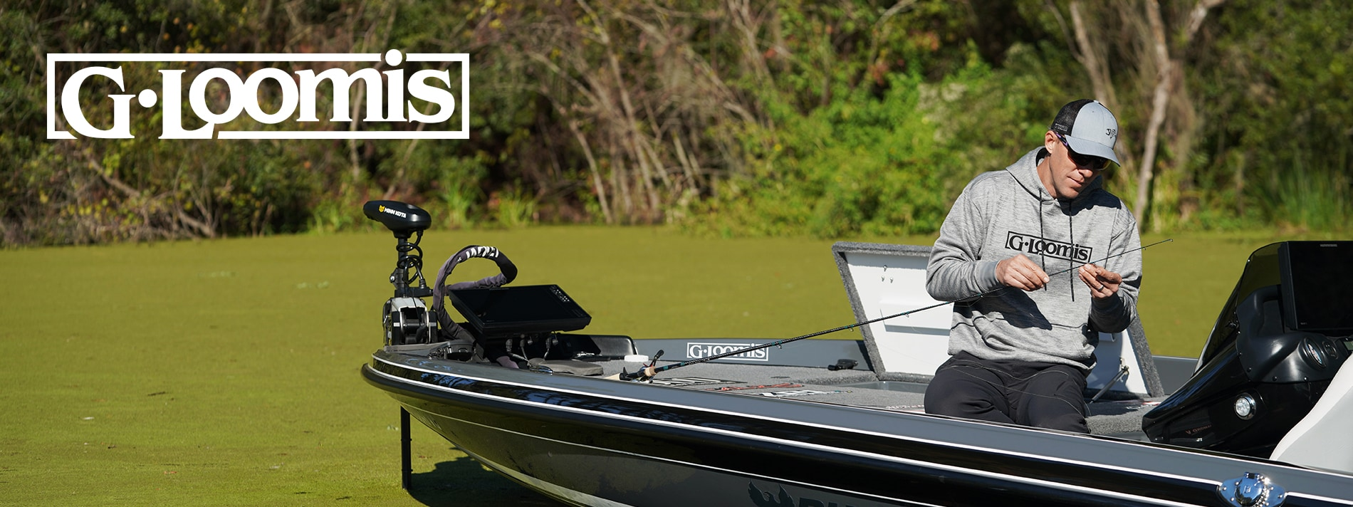 MidwayUSA is excited to announce the addition of G. Loomis fishing rods to its ever growing list of fishing gear suppliers.  G. Loomis strives to heighten the angler experience through creating tools that expand tactical opportunity, boost erffectiveness, and enhance natural ability.  MidwayUSA Customers are serious about their hobbies, and we're excited to be able to satisfy their demand for high-quality fishing gear.  To view the extensive product offering from G. Loomis, visit https://www.midwayusa.com/gloomis/b?bid=1101563  About MidwayUSA  Both country kids from Missouri, Larry and Brenda Potterfield turned their passion for shooting sports into a career by opening a small gun shop in 1977 that would eventually become MidwayUSA (www.midwayusa.com).  They instilled family values like honesty, integrity and respect for others into the business, and strive to maintain this culture with each Employee added to their growing team. For 42 years, MidwayUSA has maintained an unyielding focus on Customer Satisfaction and continues to offer JUST ABOUT EVERYTHING® for Shooting, Hunting and the Outdoors.
