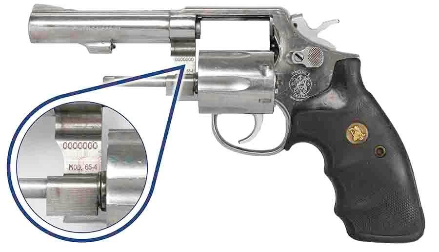 Revolver Model
