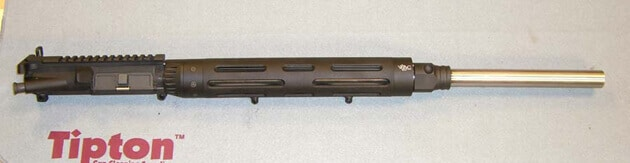 AR-15 Upper Receiver Assembly