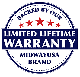 MidwaysUSA Warranty Information