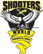 Shooters World logo