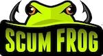 Scum Frog logo