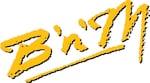 B'n'M logo
