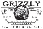 Grizzly Cartridge products