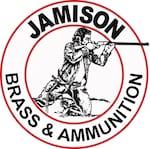 Jamison Brass & Ammunition logo