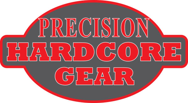 Precision Hardcore Gear products