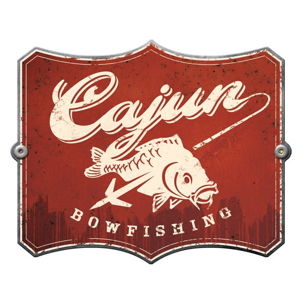 Cajun Archery products