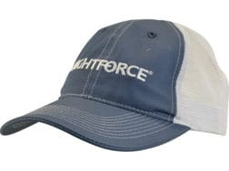 67fd8d96 Nightforce Mesh Back Logo Hat Nylon Red