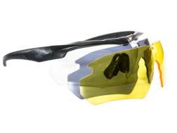 8eed2698373 AR-STONER Shooting Glasses with Interchangeable Yellow