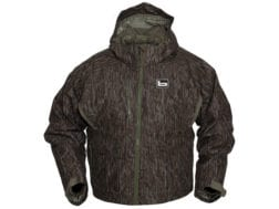 8ef9ee4240673 Banded Men's White River Insulated Wader Jacket Polyester Mossy Oak  Bottomland Camo XL