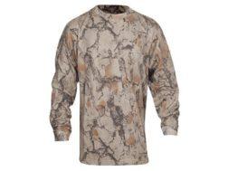 4d91f882 Natural Gear Men's Long Sleeve T-Shirt Cotton/Poly Natural Gear Natural  Camo 2XL 50-53