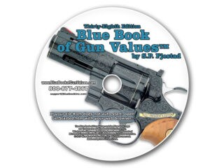 Blue Book Of Gun Values 38th Edition Cd Rom By S P Mpn border=