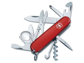 Victorinox Swiss Army Explorer Folding Pocket Knife 16