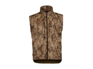 673641c5a22e4 Natural Gear Men's Windproof Fleece Vest Polyester Natural Gear