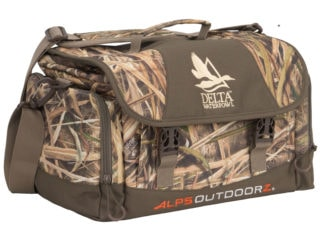 Delta Waterfowl Floating Blind Bag Nylon Realtree Max 5
