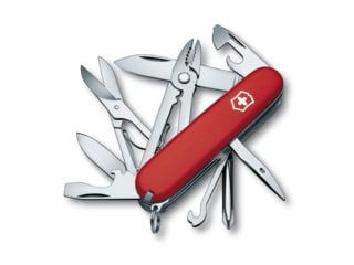Victorinox Swiss Army Deluxe Tinker Folding Pocket Knife