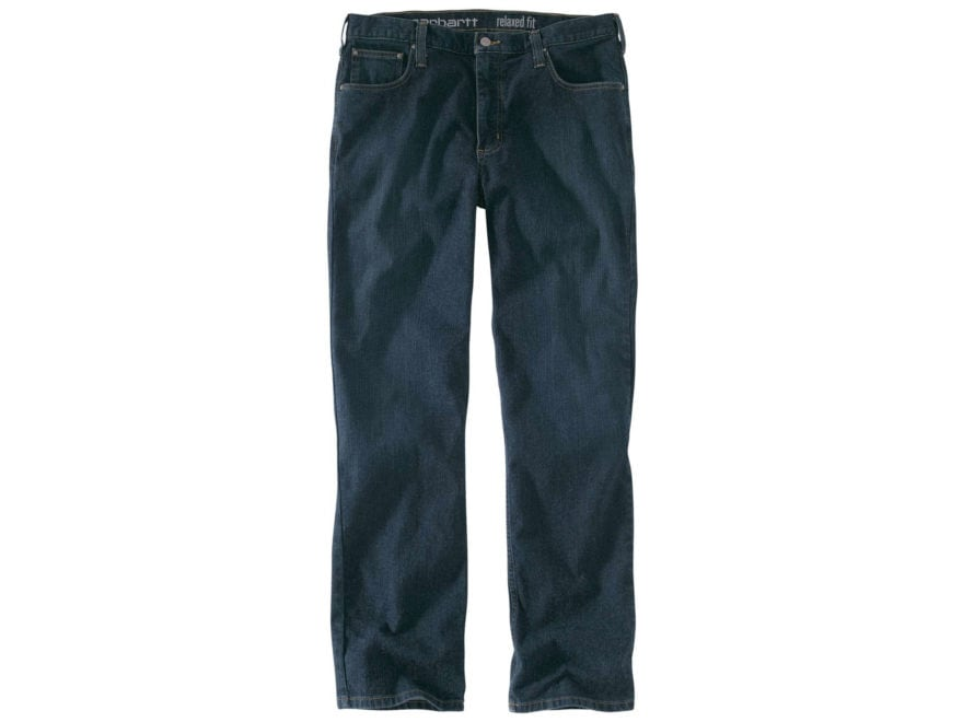 Carhartt Men's Rugged Flex Relaxed Straight Leg Jeans Cotton/Poly