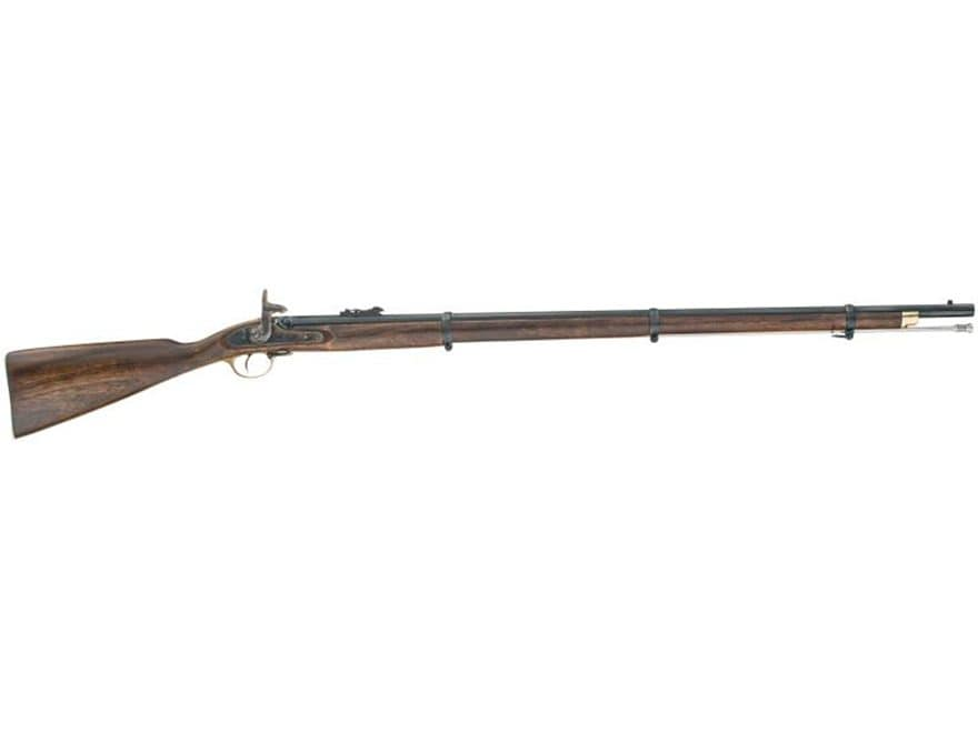 "Traditions 1853 Enfield Muzzleloading Rifle 58 Caliber Percussion Rifled 39"" Barrel Har..."