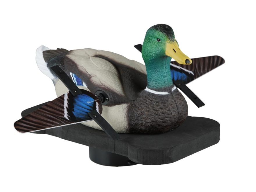 Lucky Duck Lucky Splasher Motion Duck Decoy