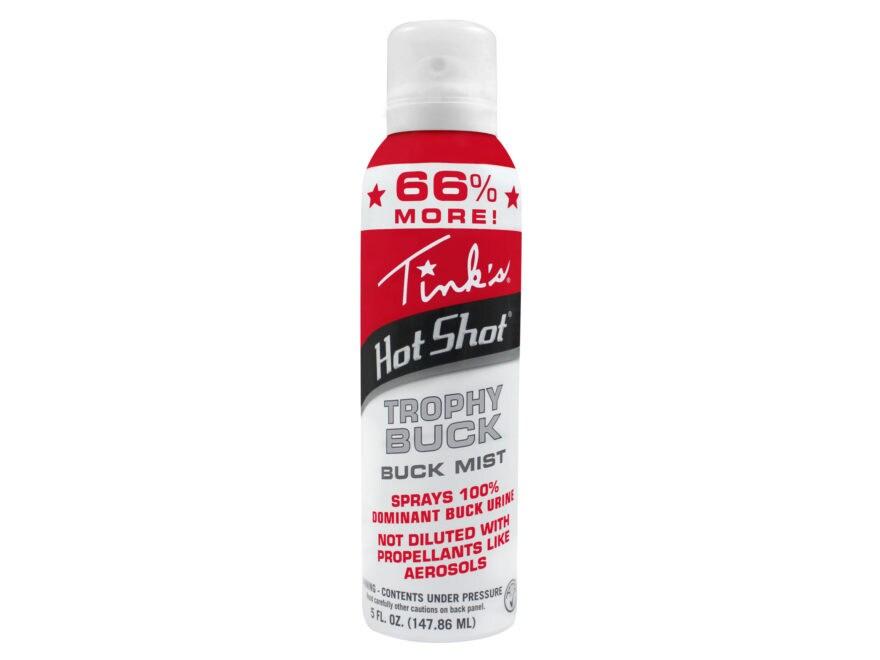 Tink's Hot Shot Trophy Buck Mist Aerosol