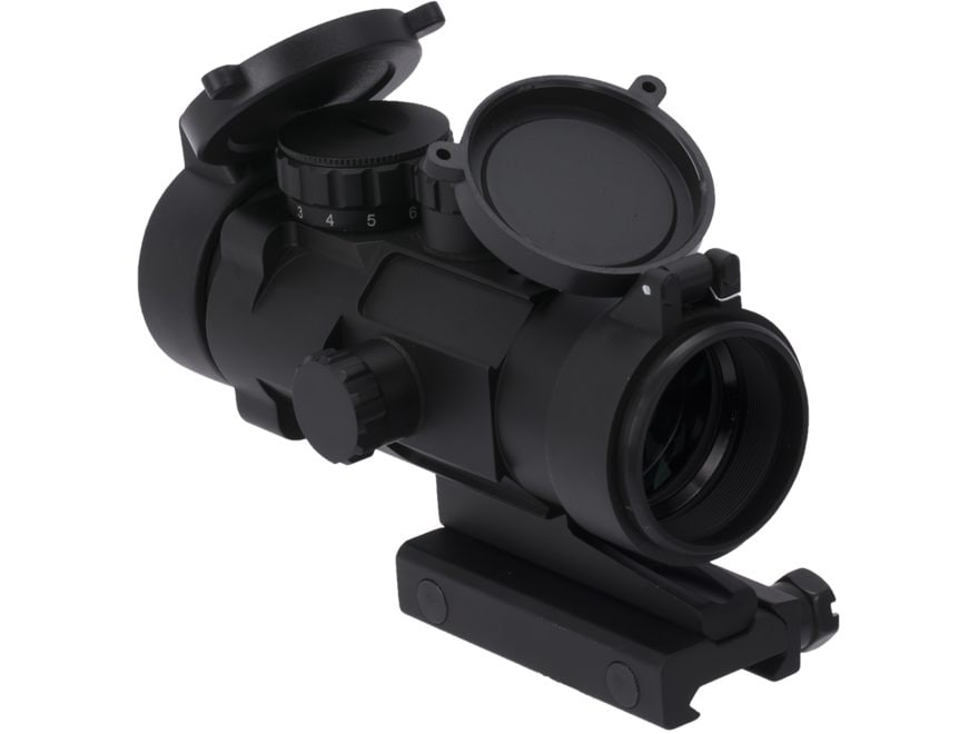 Primary Arms 2.5x Compact Prism Sight with Illuminated ACSS CQB-M Reticle Matte
