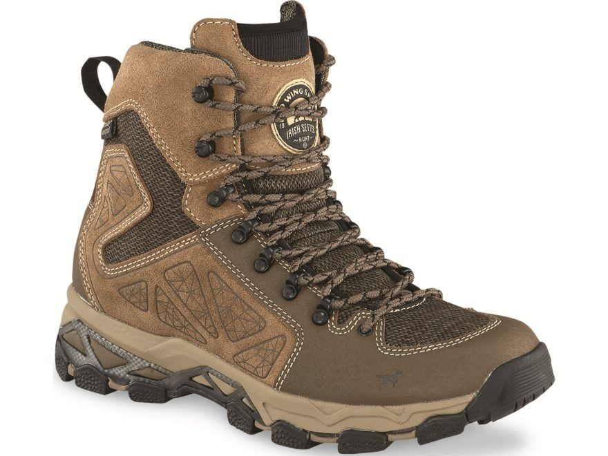 "Irish Setter Ravine 7"" Hunting Boots Leather/Nylon Women's"