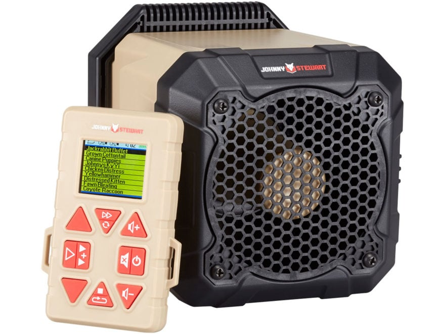 Johnny Stewart Grim Speaker GS2 Electronic Predator Call