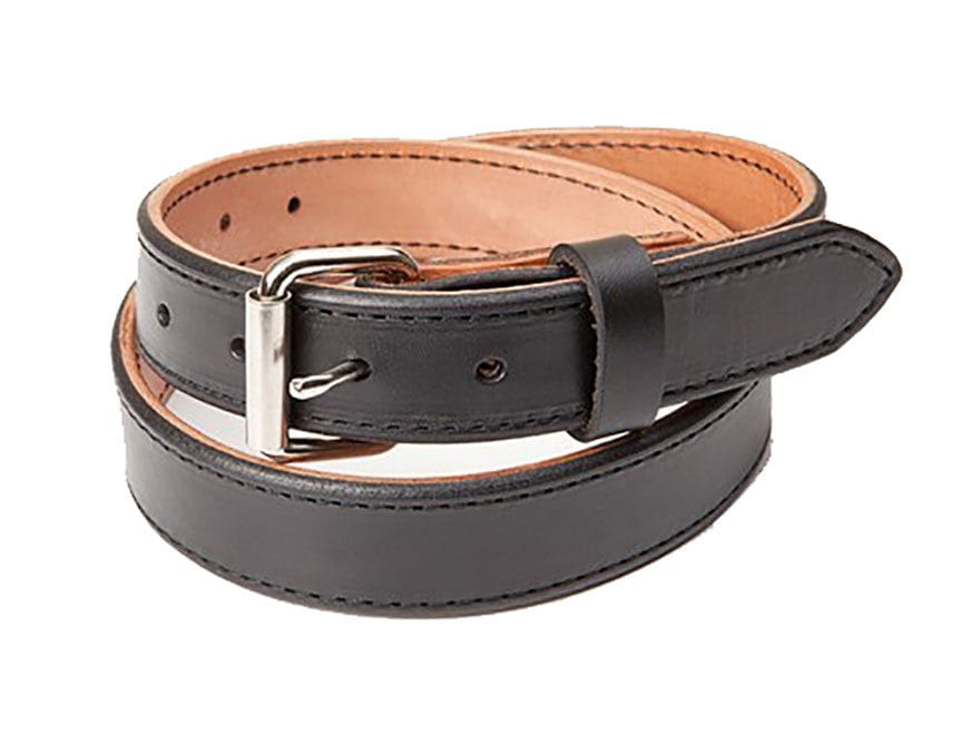 "CrossBreed Classic Gun Belt 1-1/2"" Leather Nickel Buckle"