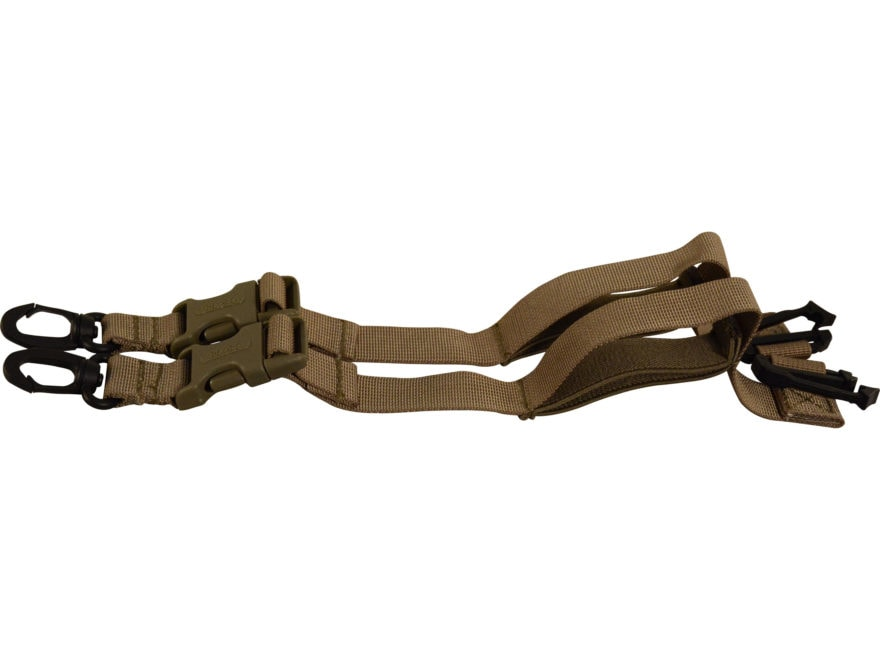 Eberlestock Chest Pouch Suspension Kit Dry Earth