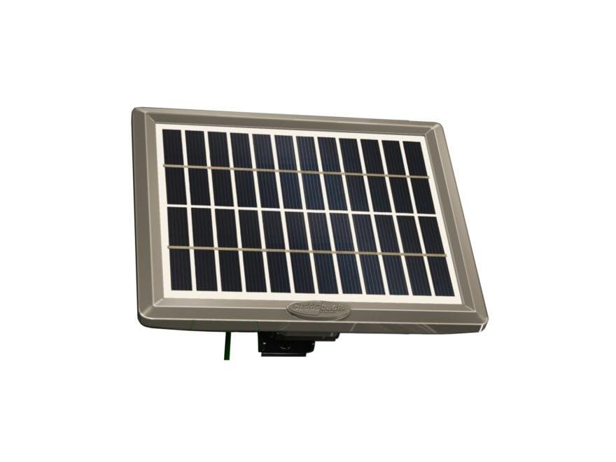 Cuddeback CuddePower J Series Solar Kit