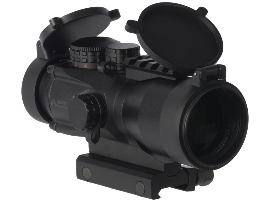 Primary Arms 5x 36mm Prism Sight with Illuminated ACSS 5.56/ 5.45/ .308 Reticle Matte