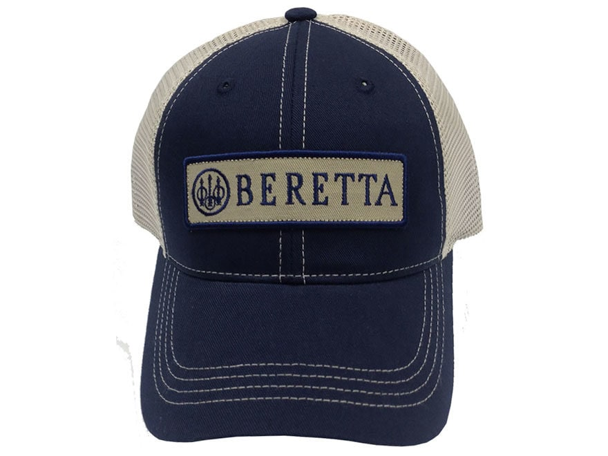 Beretta Patch Logo Trucker