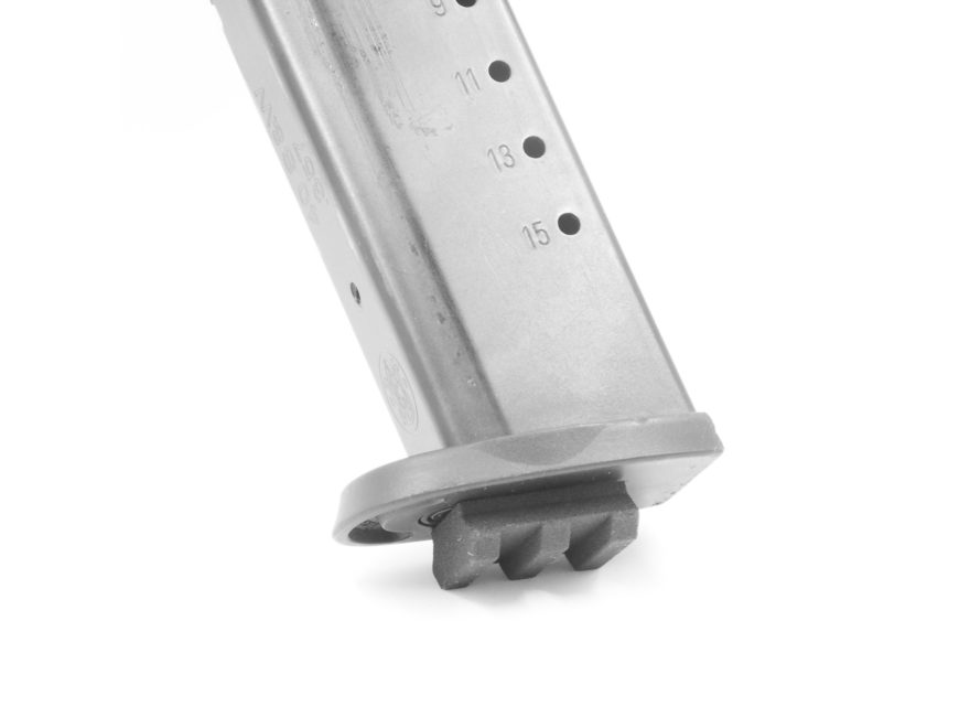 MantisX Universal Magazine Floor Plate Rail Adapter