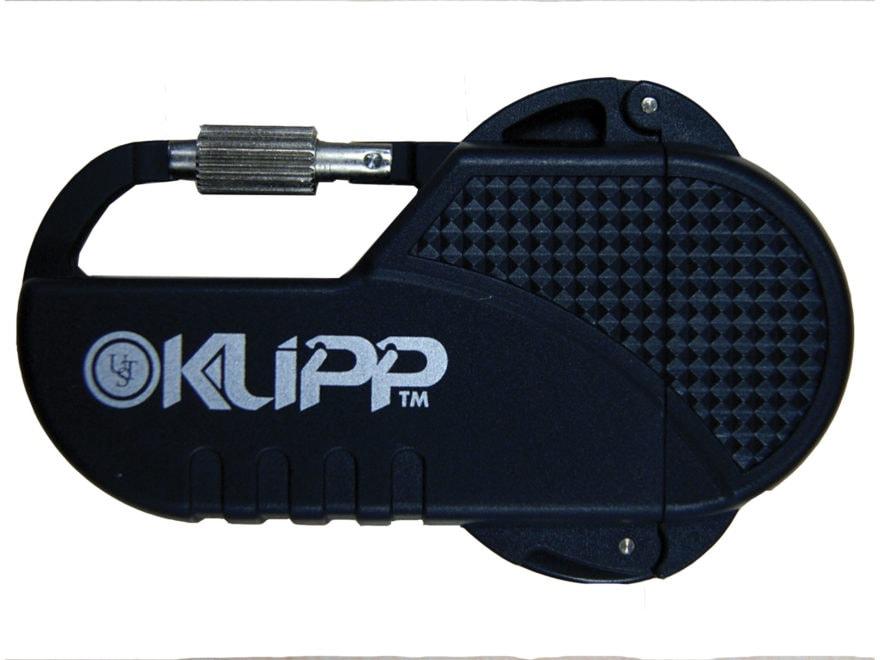 UST KLIPP Windproof Butane Lighter Black