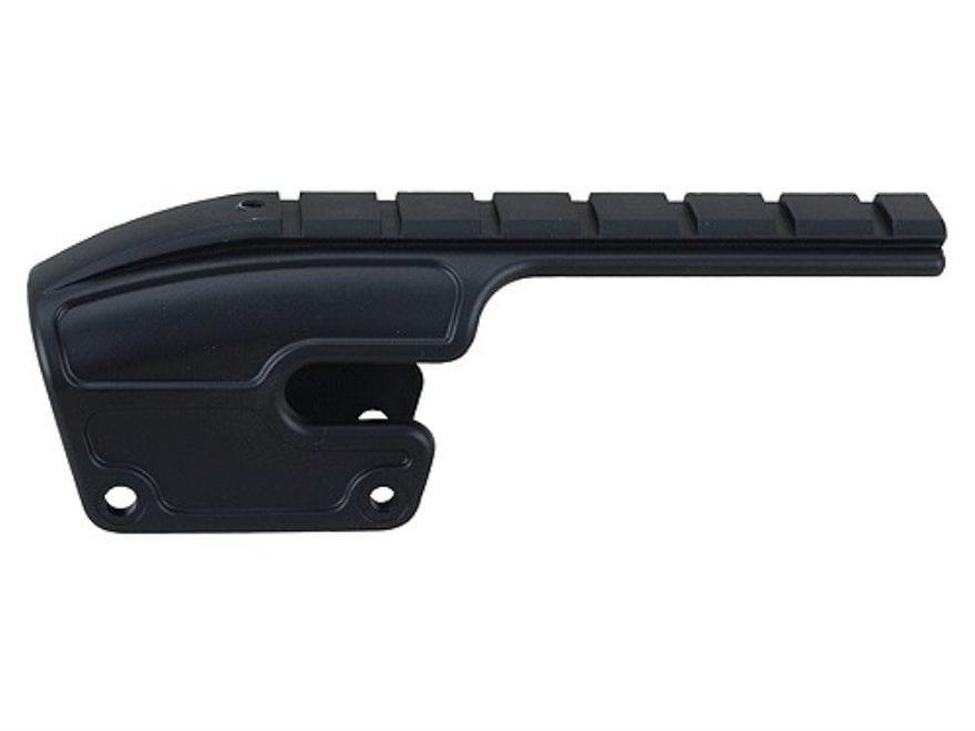 Weaver No Gunsmith Saddle Mount for Remington 870, 1100, 11-87 Matte