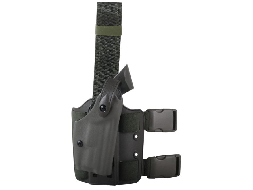 Safariland 6004 SLS Tactical Drop Leg Holster - UPC  781607142279 b1bc211f92c6