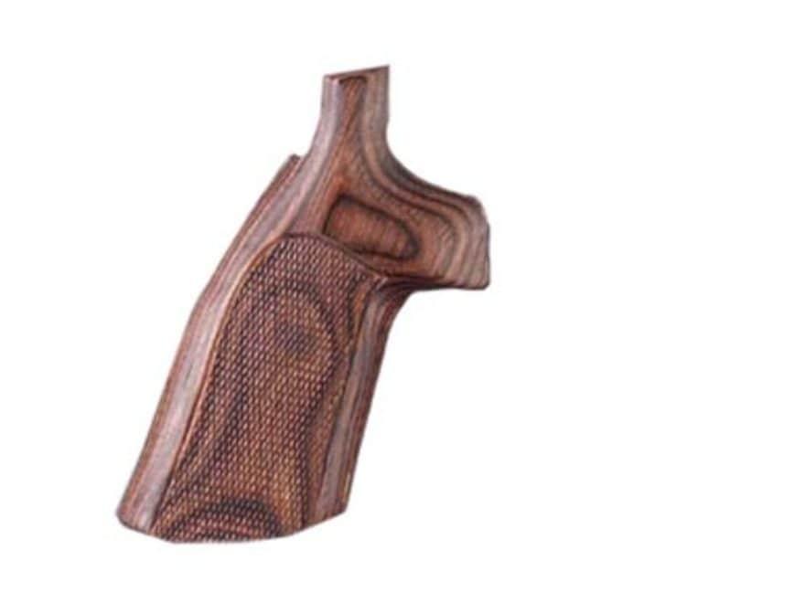 Hogue Fancy Hardwood Grips Taurus Medium Large Frame - MPN: 65511