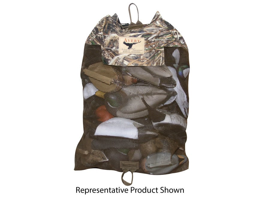 Avery Floating 36x38 Decoy Bag Polyester