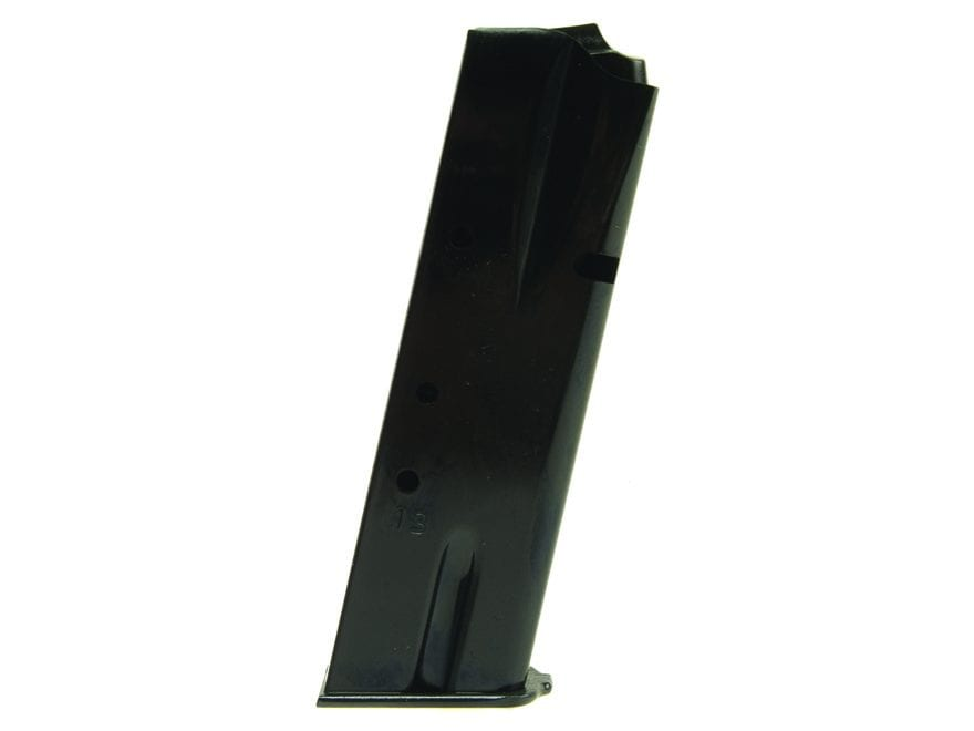 Mec-Gar Magazine Browning Hi-Power 9mm Luger Steel